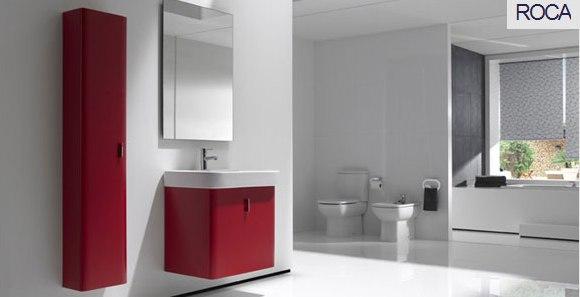 Home design roca bathroom for Rocas design